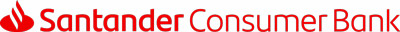santander consumer bank logotype